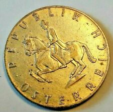 Autriche Österreich Zweite Republik 5 Schilling 1960 Argent Silver Zilver Silber