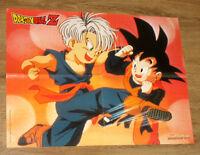 DragonBall Z Dragon Ball very rare Poster 41x54cm