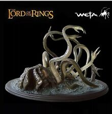 Sideshow Weta Lord Of The Rings Watcher In The Water Figure Ltd Ed 750