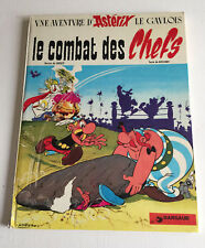 Le Combat des Chefs - 1966 (Une Aventure d'Asterix Le Gaulois)