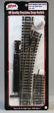 ATLAS HO CODE 100 RIGHT MANUAL SNAP SWITCH MACHINE train track turnout ATL 861