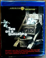 """""""Two on a Guillotine"""" (1965) Connie Stevens - Dean Jones - Blu-ray - SEALED"""