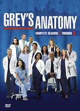 Grey's Anatomy - Series 1-8 - Complete (DVD, 2012, 48-Disc Set, Box-Set)