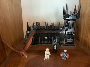 LEGO The Lord of the Rings Herr der Ringe black gate schwarzes Tor 79007