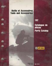 1992 Ski-Doo Snowmobile Tools & Accessories Parts Manual 480 1277 00 (403)