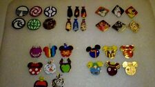 Disney pin  2015 Wave A Hidden Mickey completed set of 32 pins including chasers