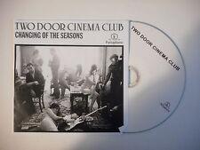 TWO DOOR CINEMA CLUB : CHANGING OF THE SEASONS [ CD SINGLE PORT GRATUIT ]