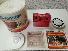 Vintage View Master DISNEY FAVORITES Gift Pak/ Disney Favorites + Much More!