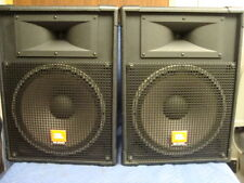 "JBL Speakers MR925 Series 15"" (PAIR)"