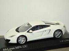 McLaren MP4-12C 2011 - Minichamps 1:43 in Box *30332
