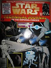 Starlog Star Wars Technical Journal of the Imperial Forces.