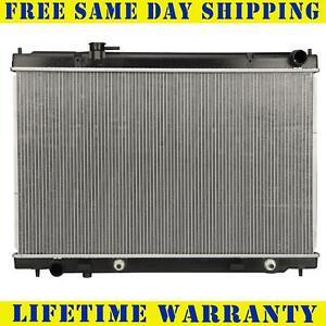 Radiator For 2006-2008 Infiniti M35 V6 3.5L Lifetime Warranty Fast Free Shipping