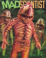 MAD SCIENTIST #31: ZYGONS The Thing From Another World DOCTOR WHO Toho Dracula
