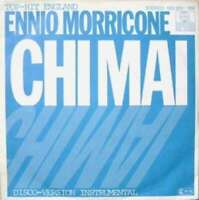 "Ennio Morricone Chi Mai 7"" Single RE Vinyl Schallplatte"