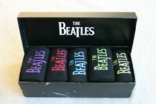 THE BEATLES Men Sock Gift Set - OLD NEVER USED