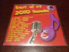 BEST OF 2010 VOL 1 KARAOKE DISC B10-01 CD+G POP TRAIN DAUGHTRY KESHA RIHANNA