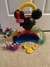 Mickey Mouse Clubhouse Fly And Slide Playset