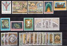 1974 Vaticano Francobolli Nuovi Annata Completa MNH**