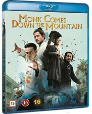 Monk Comes Down The Mountain ( Region Free ) Blu Ray