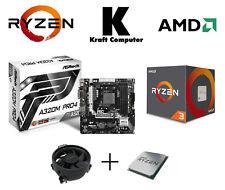 PC Bundle AufrüstKit AMD Ryzen 3 1300X (4x3,7GHz) + AsRock A320-M Pro4 - NEU/OVP