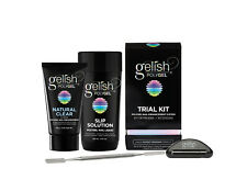 Harmony Gelish-Trial Kit-Starter Set polygel Natural Clear-NEW SALE *