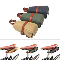 Tourbon Cycling Bike Bag Pannier Rear Box Seat Case Saddle Tail Pouches 3 Colors