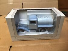 SpecCast Limited Edition Die Cast AMROC 32 Ford Tanker Powder Blue Toy Club