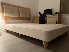King size Bed Frame / Headboard