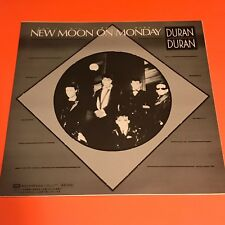 DURAN DURAN NEW MOON ON MONDAY JAPAN PROMO ONLY 12 SINGLE 1983 KAJAGOOGOO