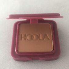 Authentic! Benefit Hoola Face Powder & Brush Travel .1 oz