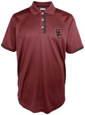"South Carolina Gamecocks Majestic NCAA ""1st Down"" Performance Polo Shirt"