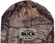 Buck Adult Beanie Buck Logo Cap Realtree Xtra Camo One Size Fits Most 89093 NEW