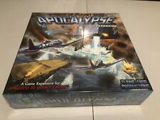Conquest Of Planet Earth Apocalypse Expansion New Sealed Free Postage