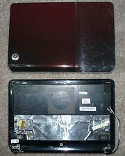 NUOVO Originale HP Envy DV4-5000 Coperchio Coperchio Lunetta Cerniere fili 678260-001 700547-001