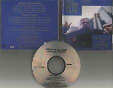 RODNEY O & JOE COOLEY / INSANE POETRY Funk / You Better INSTRUMENTAL CD single