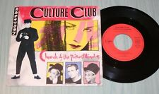 CULTURE CLUB 45 T  VIRGIN 105.241  1983 MADE IN FRANCE VG+/ VG+