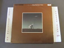 LARRY CARLTON ALONE / BUT NEVER ALONE LP MCA 5689