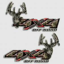 4x4 Truck Camouflage Decal Deer Hunting Sticker for Chevy Dodge Mathews Hoyt PSE