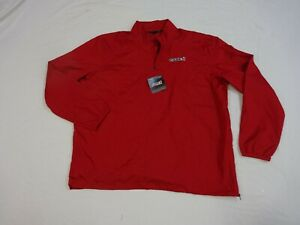 NWT  CASE IH AGRICULTURE CONSTRUCTION  MENS NYLON PULLOVER XXXL 3XL