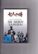 Die sieben Samurai (2009) DVD #12843