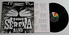 SERENA ROCK BAND ( nuvole di paglia )  LP ORIGINALE !! italian prog psych