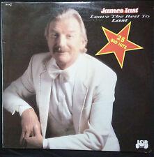 JAMES LAST LEAVE THE BEST TO LAST VINYL LP AUSTRALIA