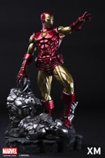 XM  Studios Marvel Iron Man Classic 1/4 Figure Statue ships from USA New Sealed