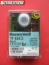 Relais SATRONIC TF 834.3 Rev a 02234u Honeywell