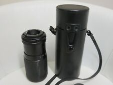 Vintage RMC Tokina 80-200m 1:4 Camera Lens with Case