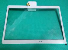 TOUCH SCREEN per SAMSUNG GALAXY TAB S 10.5 SM-T805 VETRO BIANCO WHITE DIGITIZER