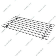 Stainless Steel Kitchen Trivet Worktop Pan Pot Stand Ikea Lamplig Strong New
