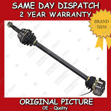VW LUPO 1.0,1.4,1.7 DRIVESHAFT + CV JOINT OFF/RIGHT/DRIVER SIDE 1998>2005 *NEW*