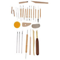 Clay Sculpting Tools Pottery Carving Tool Set Shapers,Modeling Tools & Sculpture