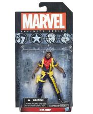 "Hasbro Marvel Infinite Series Avengers 3.75"" Action Figure #X-men Bishop New"